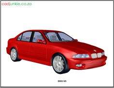 CAD Format: AutoCAD 2013 Block Type: 3D Mesh Units: mm Autocad, 3d Mesh, Cad Blocks, 3d Models, Bmw M5, 3 D, The Unit, Type, Vehicles