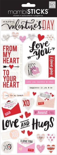 Lovey dovey Valentine's