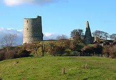 Hadleigh Castle, Leigh-on-Sea, Essex