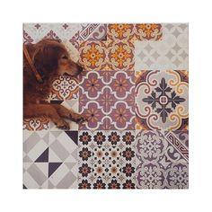 Eclectic e9 beija flor tapis carreaux de ciment carreaux de ciment pinterest - Beija flor tapis vinyl ...