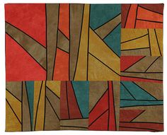 Why Not by Janet Steadman: Fiber Wall Art available at www.artfulhome.com