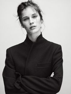 ArtList - Photography - Paul Schmidt - Women - Vogue Paris - Marine Vacth