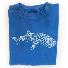 Whale Shark Short Sleeve Tee