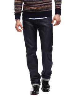 Weird Guy Slim Fit Selvedge Jeans