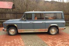 Cum a fost realizata prima masina de protocol a lui Ceausescu: Lucram cu pistolul la tampla! Old Jeep, Jeep 4x4, Land Rover Discovery, Sidecar, Concept Cars, Romania, Cars And Motorcycles, Classic Cars, Automobile