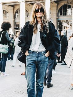 """Is the 4-Piece French Uniform Actually Very """"American""""? via @WhoWhatWear"""