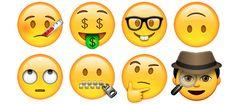 Os emojis são ótimos para tornar a conversa pelo celular mais divertida e descontraída - e pra quando bate aquela preguiça de escrever, né...