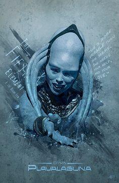 Diva Plavalaguna - The Fifth Element - Anthony Genuardi