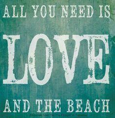 The beach 🏝