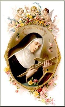 Saint Rita's Life, Life of Saint Rita