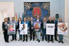 Carteles Anunciadores de la Ciudad de #Alicante para 2016 ¡Enhorabuena a los premiados!