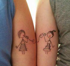 Bff tattoo
