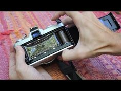 Take Double Exposures With a 35mm Film SLR (How To) - YouTube