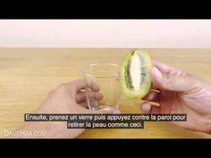 Voici comment éplucher parfaitement un kiwi, une mangue ou un avocat - Santé Nutrition