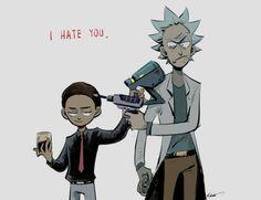 #wattpad #de-todo Imágenes de Rick y Morty :DDDDD DISFRUTEEEN CTM!!! Actualización Sábado y probablemente Domingo