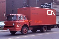 CN 069075 1979? Ford COE Express Truck