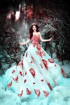 """hear-the-voice-of-my-soul: """" Snow Queen """""""