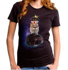 Hamster King GT6050-502BLK Women's T-shirt. hamsters by GoodieTees