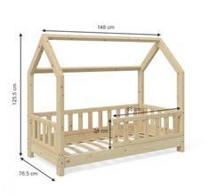 Small Montessori Toddler Floor Bed Frame with RailsYou can find Toddler bed and more on our website.Small Montessori Toddler Floor Bed Frame with Rails House Beds For Kids, Toddler House Bed, Diy Toddler Bed, Kid Beds, Floor Beds For Toddlers, Toddler Beds For Boys, Bed For Kids, Childrens Beds, Toddler Floor Bed Frame