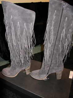 cd50028253cd5e Fransenstiefel echtes Leder von Talking French in Gr. 40 - kleiderkreisel.de  Cowboy Boots