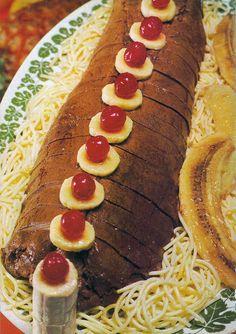 Bananas, Cherries, Spaghetti and um...
