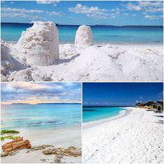 The six most beautiful beaches around the world