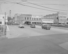 St Matthews - The corner of U. 601 and Bridge St in City Of Charleston, Charleston South Carolina, Old Photos, Vintage Photos, Main Street, Street View, Saint Matthew, Lancaster County, Capitol Building