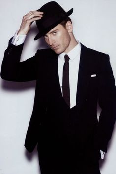 Fassbender no shame in THAT game yum