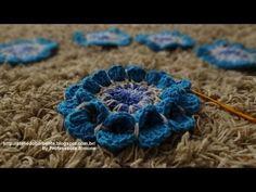 Flor SUZANA Parte-1