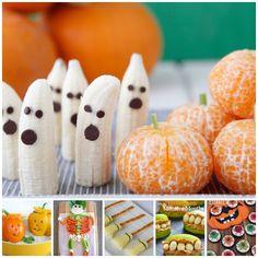 6 recetas de Halloween fáciles y divertidas