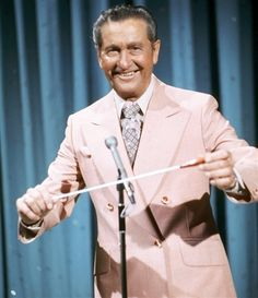 * The Lawrence Welk Show * My Dad loved this show and I was sure I was in hell. Interestingly enough, I find it relaxing today.