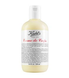 Creme de Corps – Non-Greasy Body Lotion with Cocoa Butter – Kiehl's Lotion For Dry Skin, Moisturizer For Dry Skin, Oily Skin, Theobroma Cacao, Body Butter, Shea Butter, Cocoa Butter, Skin Care Routine For 20s, Skin Care