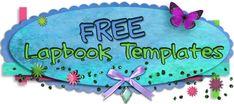 Plantillas gratuitas Lapbook
