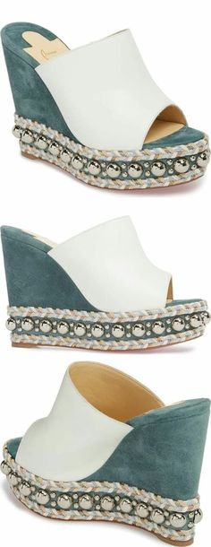a6d2fabdefb64 869 Best Wedges images in 2019 | Wedges, Wedge heels, Wedge shoes