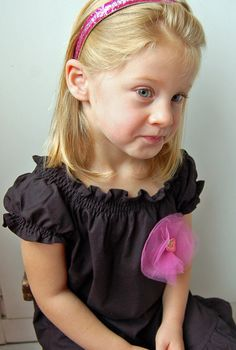 FERRY Peasant  top/dress   Pdf tutorial  Ebook  ANY by SweetKid3. , via Etsy.