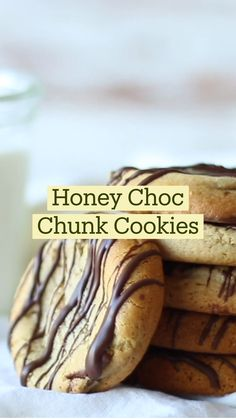 Fun Baking Recipes, Easy Cookie Recipes, Sweet Recipes, Cooking Recipes, Fun Desserts, Delicious Desserts, Dessert Recipes, Yummy Food, Crinkle Cookies