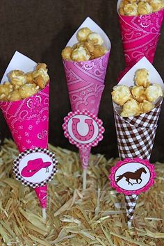 little girl party ideas | items used in this party available in kara s party ideas shop clear ...
