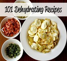 Dehydrated foods aren't just for long camping trips or mountain climbers. They can serve as delicious snacks and as necessary nutrients during an emergency. You don't necessarily have to have a dehydrator…you can also use your oven to dry out foods.
