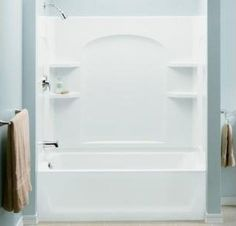 Sterling Tubs and Showers for Bathrooms, Installation, Replacement and Repair in Connecticut (CT) & Massachusetts (MA)