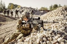 Report: British Sniper Saves Boy, Father From Islamic State Beheading With Half-Mile Shot
