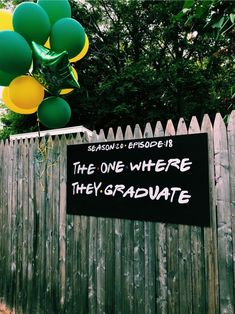 Fun idea for a grad party! The One where they graduate Season 20 Episode 19 for all the grads this year ;) #friendstvshow #friendsparty #friendstheme #graduationparty #gradpartyideas #graduationpartyideas #gradparty #themeparty #partythemes #partyfood #partyideas