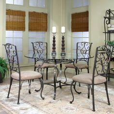 Wescott | 5pc Dining Set – Adams Furniture