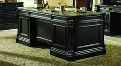 Hooker Furniture  Telluride Home Office Set