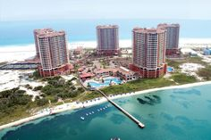 I'll be staying at the gorgeous Portofino Condos on Pensacola Beach for #Brandcation!