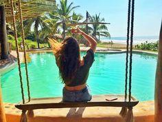 #Playaviva #México #ecotourism #ecohotel #nature #Playa viva #meditation #yoga #peace