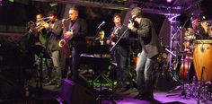 AARON TESSER AND THE NEW JAZZ AFFAIR