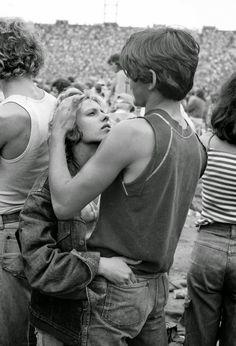 La classe che portò il proprio professore a vedere i Rolling Stones. 26 foto bellissime