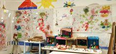 Il nostro laboratorio ai lab. Extrascolastici Pinocchio, Coriano, Rimini 2015/2016