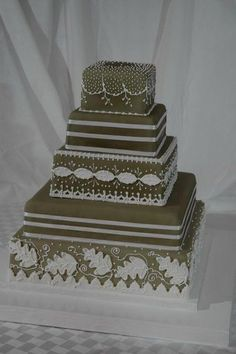wedding cake bakeries in rockford illinois 133 best green olive cakes images on 21857