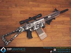 Nerf Alpha Trooper digital camo by efoo74 ...